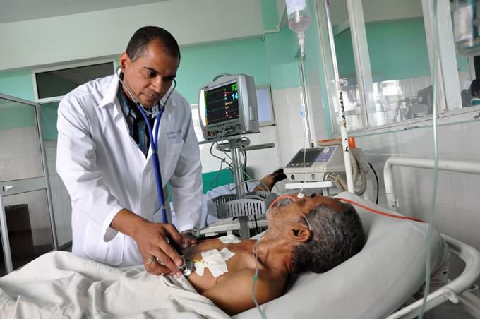 Resumen labor de Salud Pública en Granma durante 2015