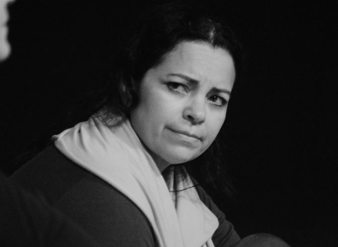 Ganó actriz de Granma Premio Caricato 2015 en actuación femenina para cine
