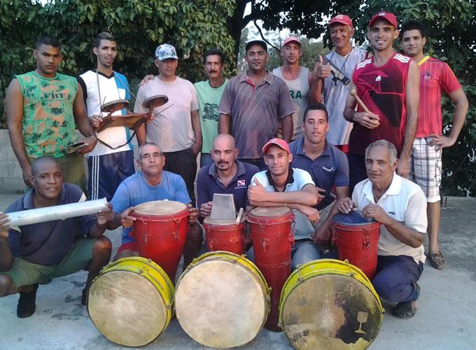 Ritmos y tambores