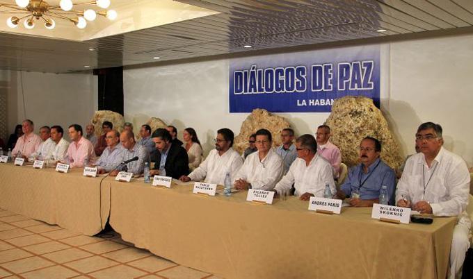 Reclaman FARC apoyo de EE.UU. a la paz, tras fracaso de Plan Colombia