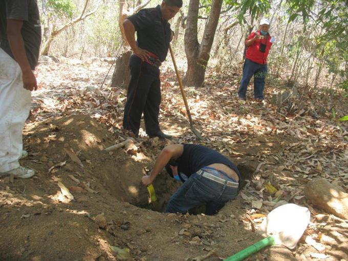 Encontrados en México cientos de cuerpos en fosas clandestinas