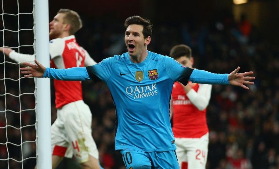 La perfección se llama Messi