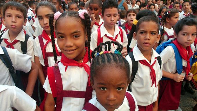 Cuba libre de desnutrición infantil, según Unicef