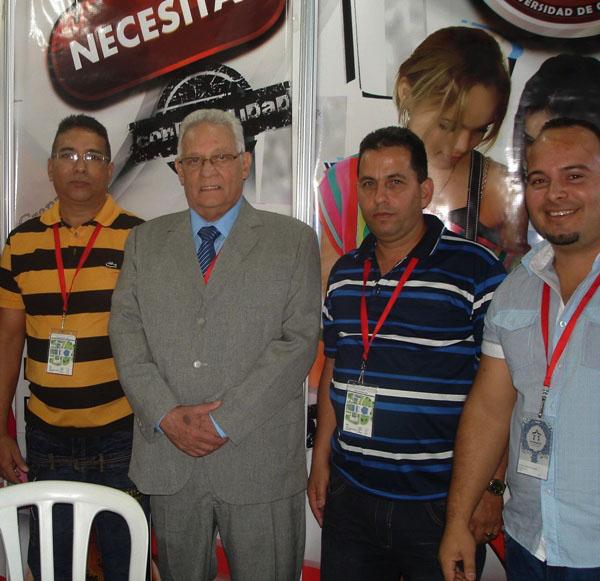 Firman Cartas de Intención entre la Universidad de Granma y otras de México, Argentina y Nicaragua