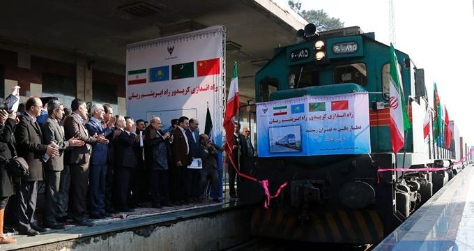 Primer tren de China a Irán estimula reactivación de Ruta de la Seda