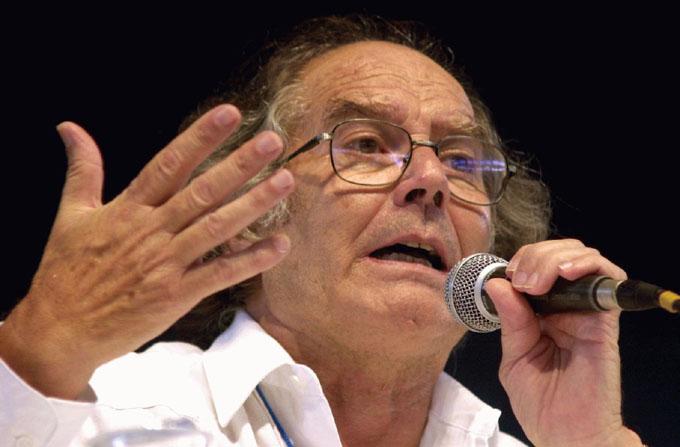 Desvalijan la casa de Premio Nobel de la Paz argentino