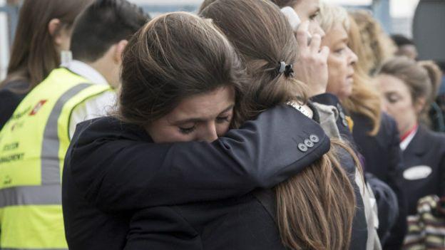 Una verdadera carnicería: impactantes videos de los ataques en Bruselas