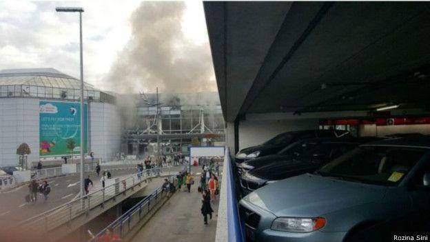 Día negro en Bruselas: Todo lo que se sabe sobre los sangrientos atentados en la capital belga