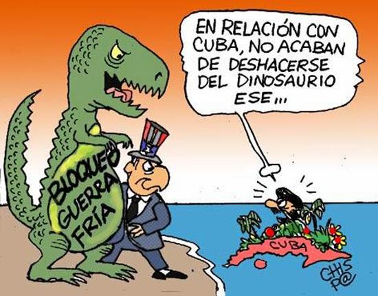 Bloqueo de EE.UU contra Cuba: un asunto pendiente
