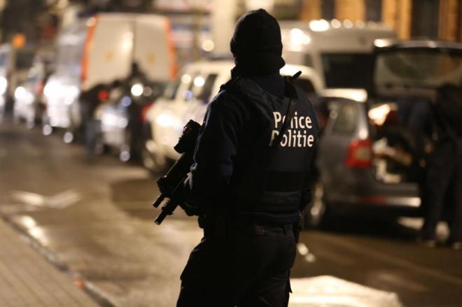 Siete detenidos en Bruselas y uno en Francia, que preparaba otro ataque