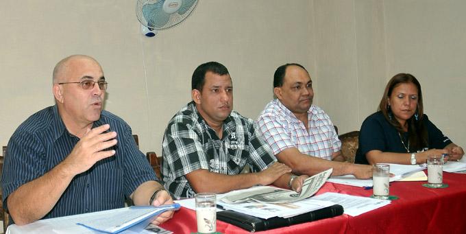 Señala coordinador nacional tareas principales de los CDR
