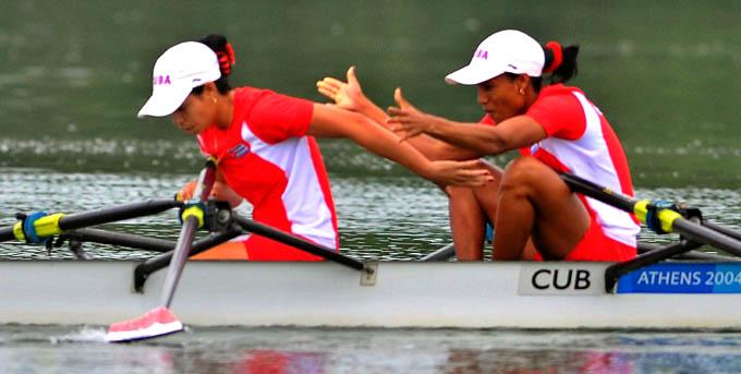 Licet remará en Río 2016