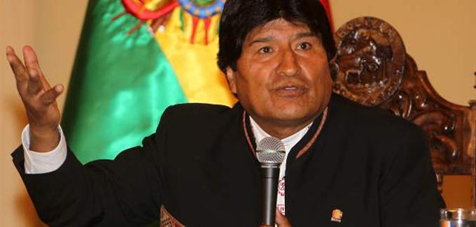 Evo Morales aboga por defender la democracia en Latinoamérica