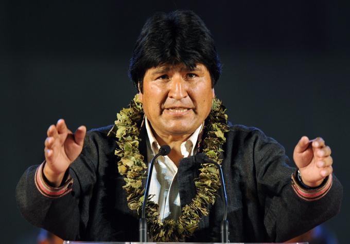 Gobierno atenderá demandas  del pueblo boliviano, asegura Evo Morales