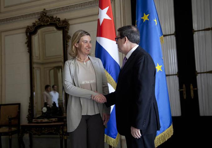 Cuba-Unión Europea: Finaliza proceso de negociaciones políticas y de cooperación