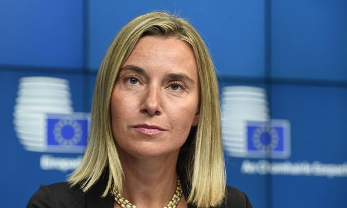 Llegará a Cuba Alta Representante de la UE en visita oficial