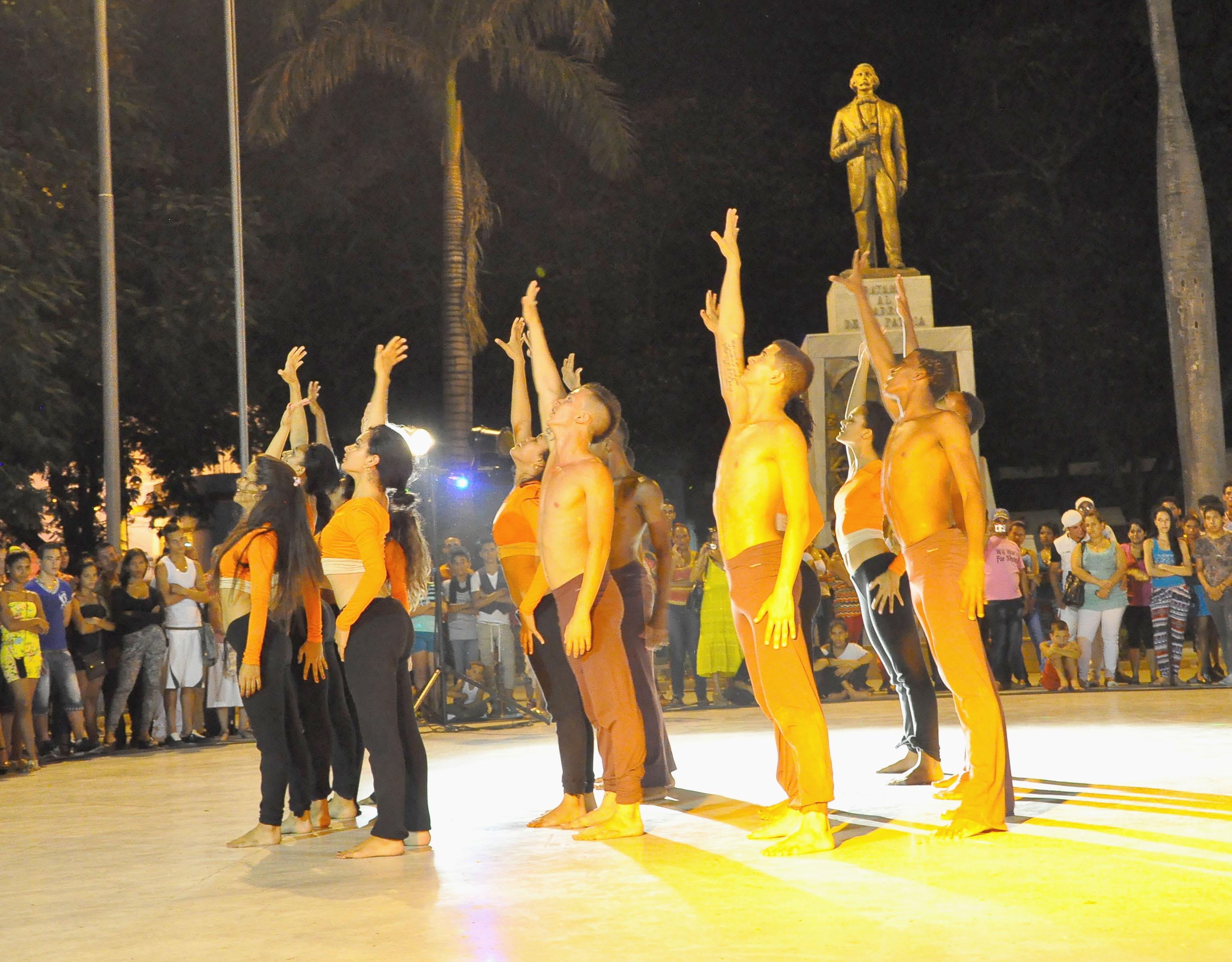 Inicia II edición del Festival de las Artes, en Bayamo