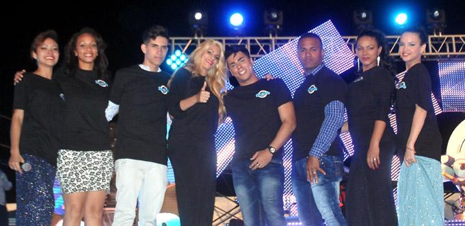 Ganadores de Sonando en Cuba, zona oriental 2016