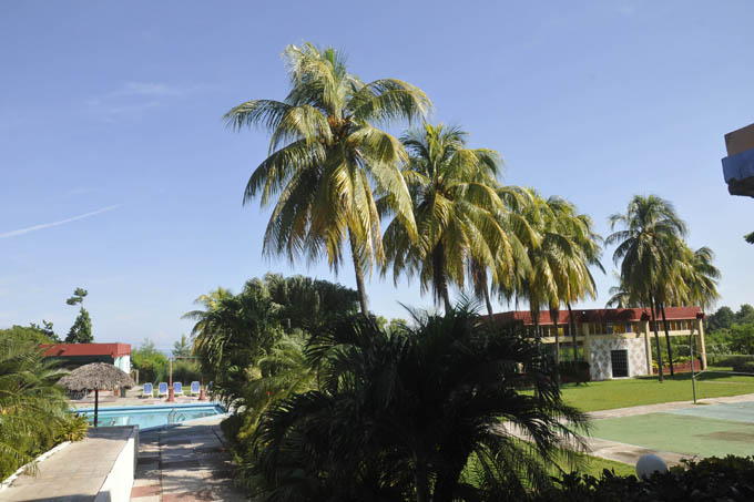 El Hotel Guacanayabo con las puertas abiertas al turismo