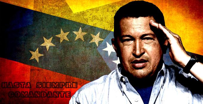 Venezuela y el mundo homenajean a Hugo Chávez