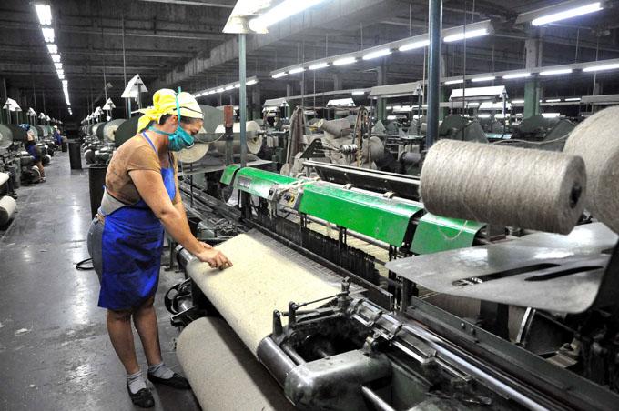 Celebraron en Texoro día del trabajador de la Industria Ligera
