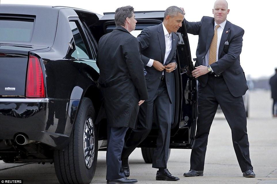 Obama rumbo a Cuba 6