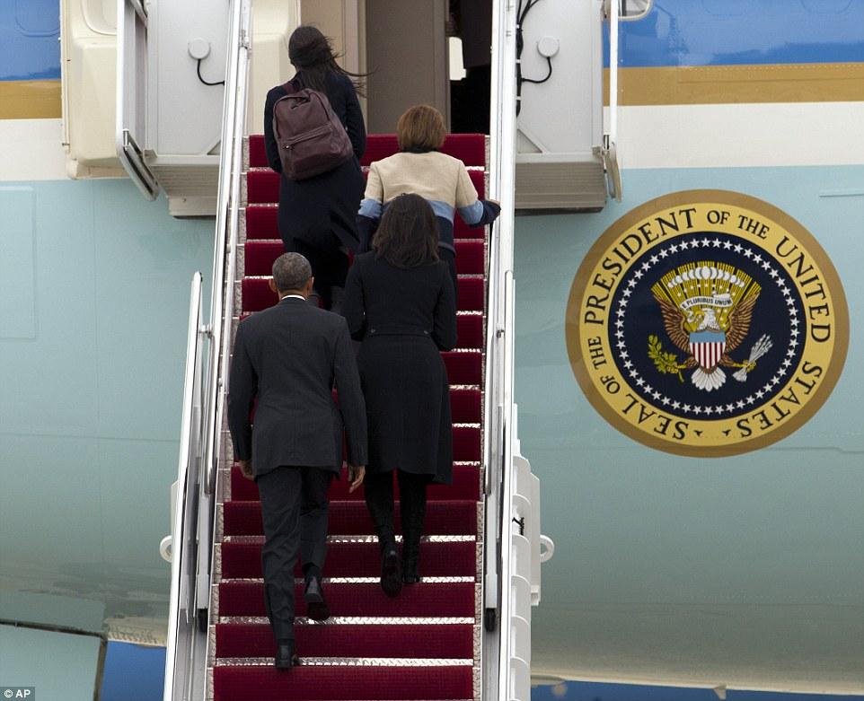 Obama rumbo a Cuba 9