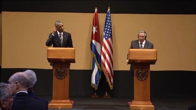 Declaración a la prensa de Barack Obama