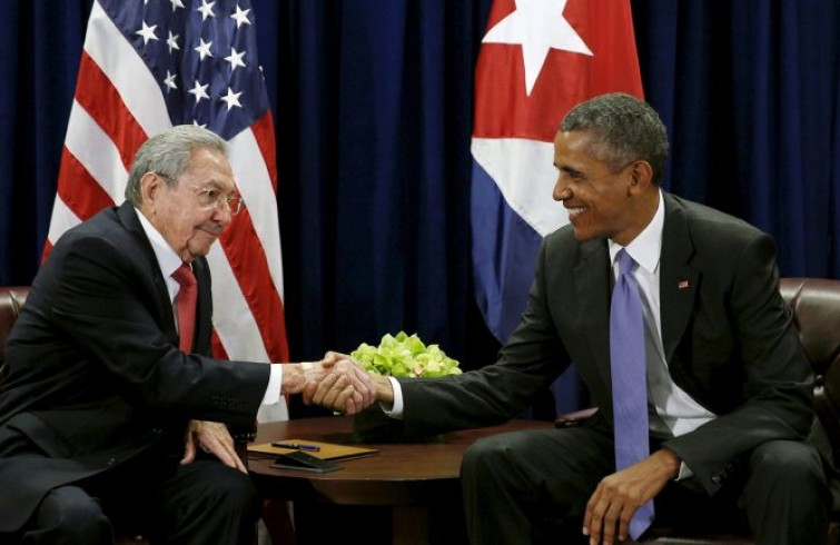 Recibirá Raúl Castro a su homólogo estadounidense Barack Obama
