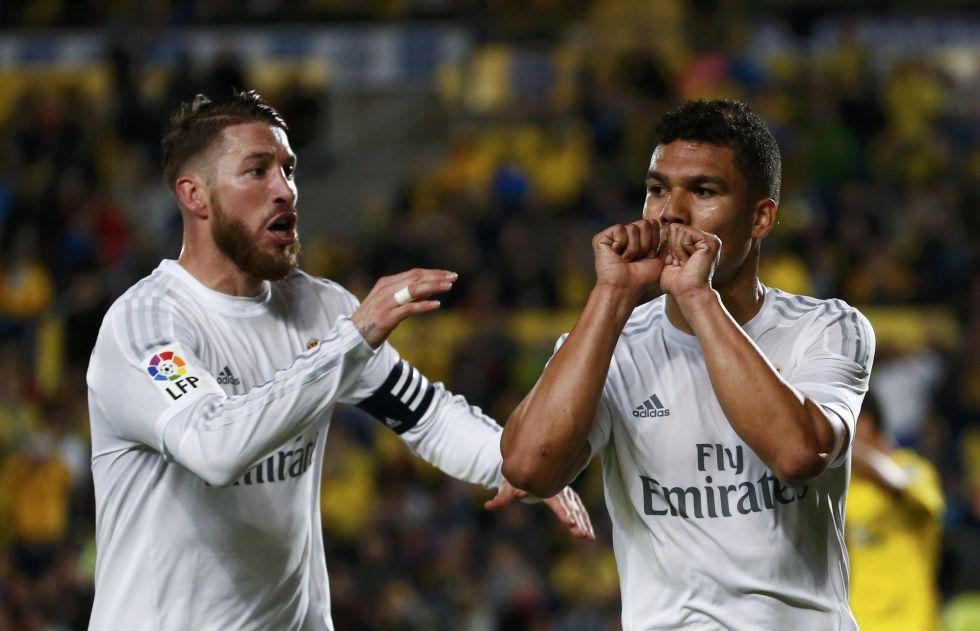 Jugó Las Palmas, ganó el Madrid