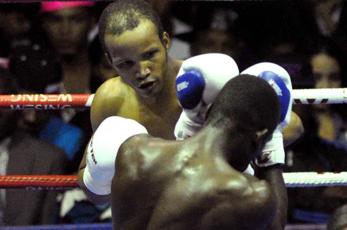 Iglesias aporta tercer cupo semifinalista a Cuba en Preolímpico de Boxeo