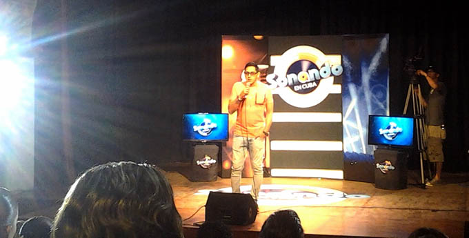 Paulo FG actuará junto a finalistas de Sonando en Cuba en Oriente