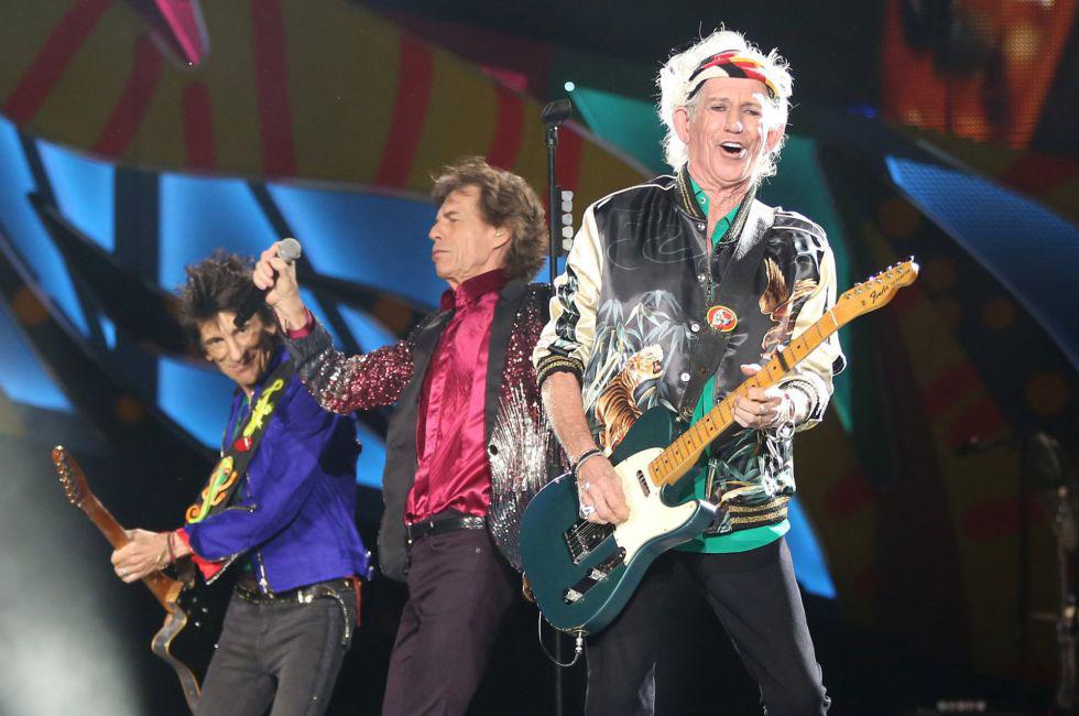 Estremece La Habana mítico concierto de los Rolling Stones (+ fotos)