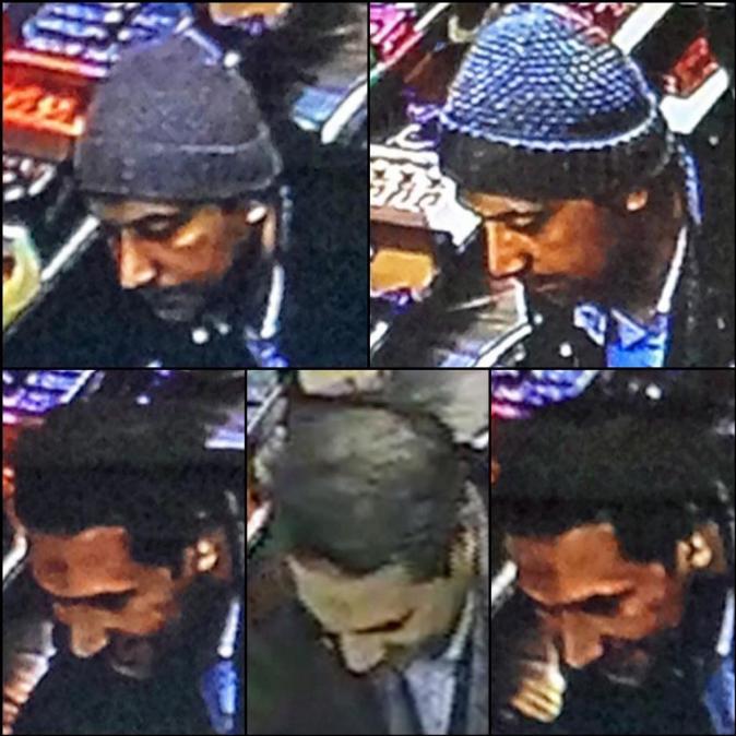 Bélgica confirma la identidad de dos terroristas suicidas y busca a un tercer sospechoso