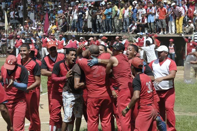 Novedades y algo más del Campeonato provincial de béisbol