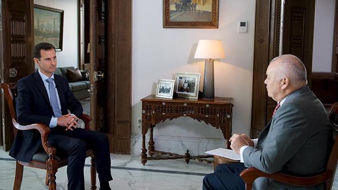 Assad se muestra a favor de las elecciones presidenciales anticipadas