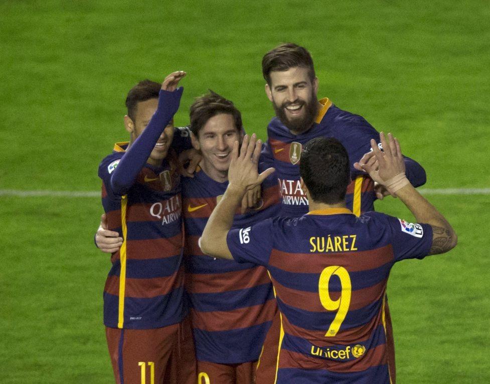 Nada puede con Messi