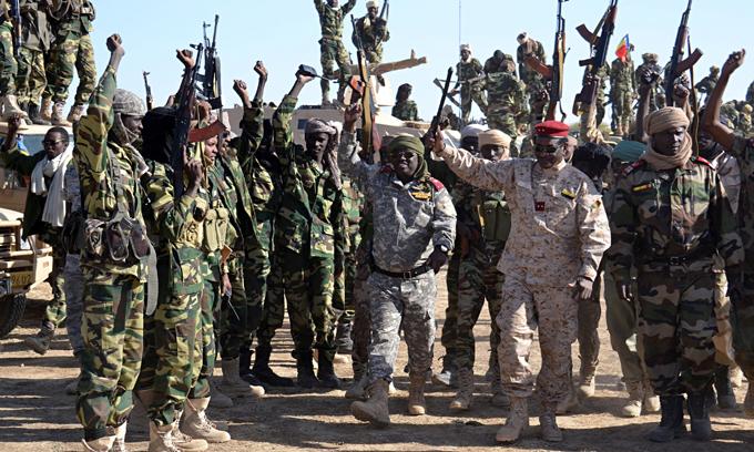 Benin sumará tropas al combate contra Boko Haram