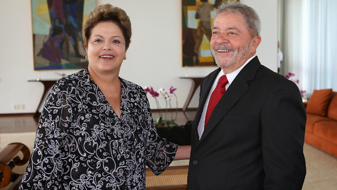 Nombramiento de Lula como ministro mantiene en vilo a Brasil