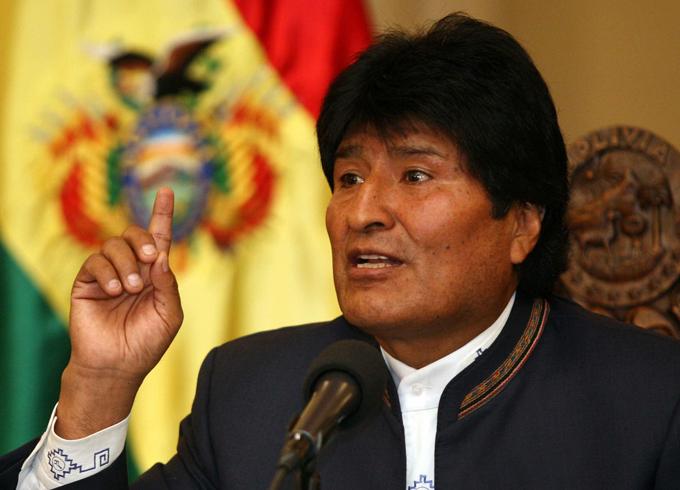 Bolivia tiene la obligación de defender su soberanía, Evo Morales