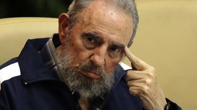 La paz en un nombre: Fidel