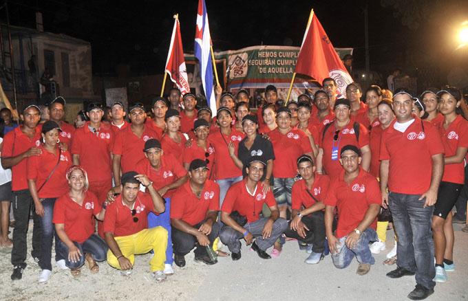 Jóvenes cederistas homenajearán a Fidel