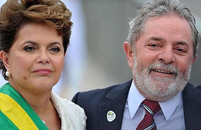 Comenzó el golpe institucional contra Dilma y Lula