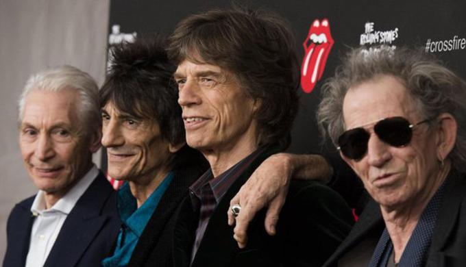 Rolling Stones: Gracias por darnos la bienvenida a su país