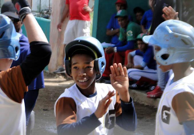 Béisbol escolar