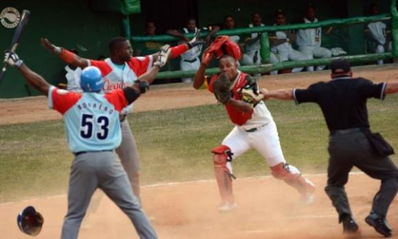 Buscan Tigres avileños zarpazo definitivo en final beisbolera