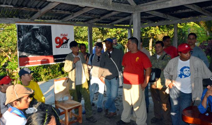 Recuerdan jóvenes cubanos creación de Comandancia rebelde