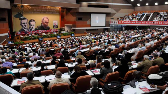 Congreso del PCC pasa revista a medidas del último quinquenio
