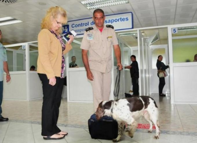 Cuba aseguró más de 900 kilogramos de drogas por recalo en 2015