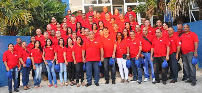 Despiden delegados al VII Congreso del Partido en Granma